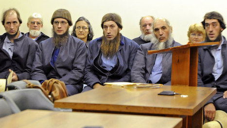 FBI arrests 7 Amish on hate crimes charges - CBS News   Amish Research   Scoop.it