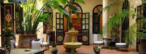 Riad marrakech, l'habitat traditionnel du Maroc qui vous offre le confort moderne - Loisirs et Voyages | Riad Marrakech | Scoop.it
