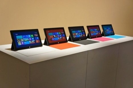 How well does the Surface RT Display Perform? | | Daily Magazine | Scoop.it