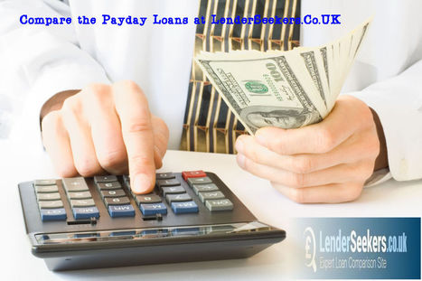 Compare Short Term Payday Loans | My Scoops!!! | Scoop.it