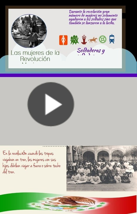 REVOLUCION MEXICANA Copy | Portafolio de Actividades | Scoop.it