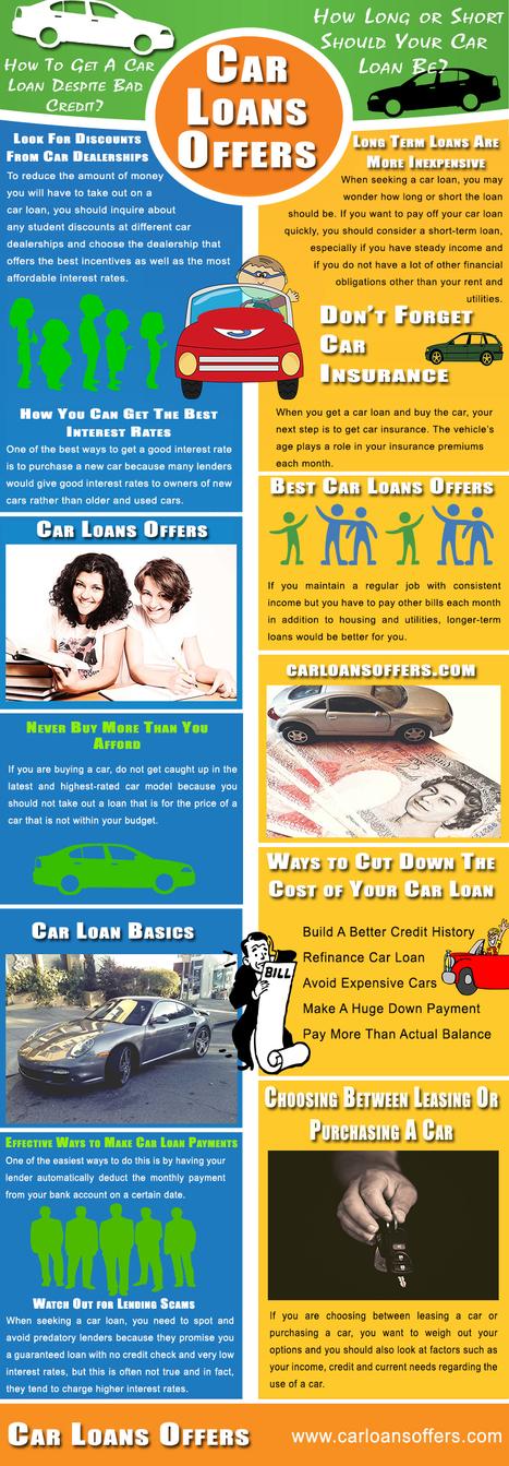 Car Loans Offers | Car Loans Offers | Scoop.it