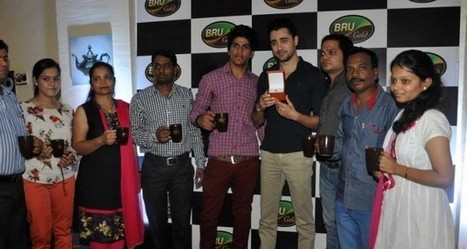Imran Khan Meets The Winners Of The Bru Contest 2013 | Bollywood Eye | Bollywood News | Scoop.it