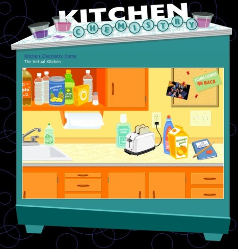ZOOM . kitchen chemistry . virtual kitchen | PBS Kids | 21st Century Homeschooling | Scoop.it