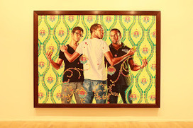 "AFRIKADAA: Kehinde Wiley ""The world stage : France, 1880-1960"" 