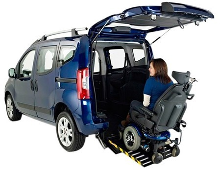 Mobility cars, Motability Cars - Wheelchair accessible vehicles by Sirus | Accessibility by Sirus Automotive -Wheelchair Accessible Vehicles | Scoop.it