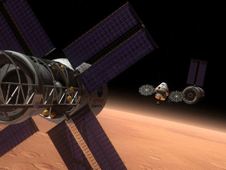 Space agencies set two courses   Space matters   Scoop.it