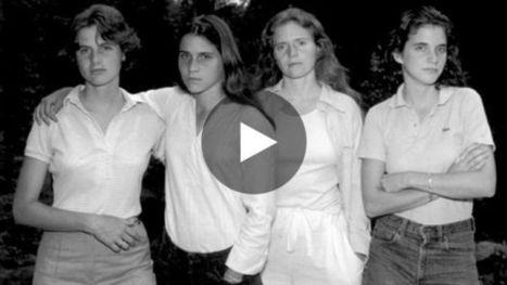 Ces 4 soeurs se prennent en photo tous les ans pendant 40 ans. Le résultat est étonnant | Ca m'interpelle... | Scoop.it