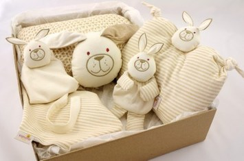 Exclusive Variety of Organic Baby Gift Sets Attracting Increasing Number of Customers | Organic Cotton Baby Goods | Scoop.it