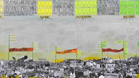 How one artist put climate activism on paper | Climate change and the arts | Scoop.it