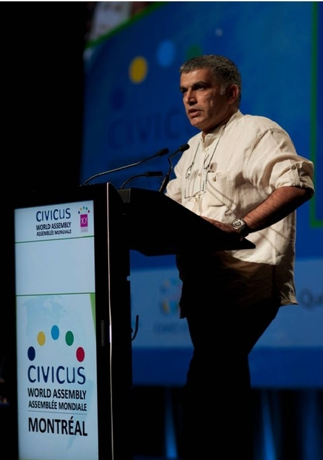 Drop all charges against Nabeel Rajab and unconditionally release him from jail | Human Rights and the Will to be free | Scoop.it