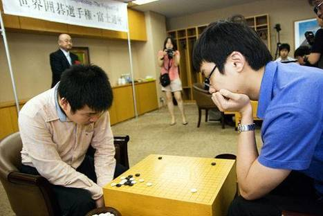 Park Junghwan wins 24th Fujitsu Cup - Go Game Guru | Go Board Game | Scoop.it