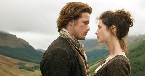 9 New Books That Could Be the Next 'Outlander'   Library world, new trends, technologies   Scoop.it