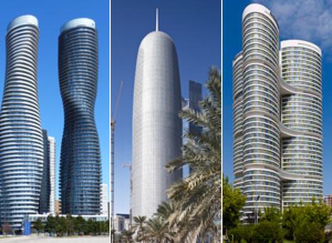 LOOK: Canada Dominates Best New Skyscrapers List | real estate economics | Scoop.it