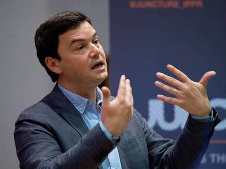 French academic Thomas Piketty says Germany has failed to learn from history | ESRC press coverage | Scoop.it