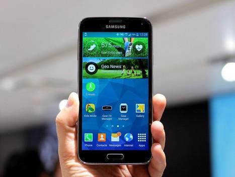 Samsung Galaxy S5: Elegance at Par - TechyWhack   A Technology Blog   Scoop.it