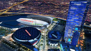 Proposal for downtown LA NFL stadium advances to City Council - Los Angeles Times | fitness my way | Scoop.it