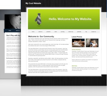 Weebly is the easiest way to create a website or blog | A to Z of ICT | Scoop.it