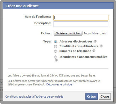 Audience Facebook : comment créer une audience ciblée | Community management | Scoop.it
