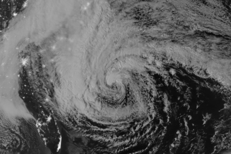 Hurricane Sandy influenced by global warming, climate scientist says | Climate Chaos News | Scoop.it