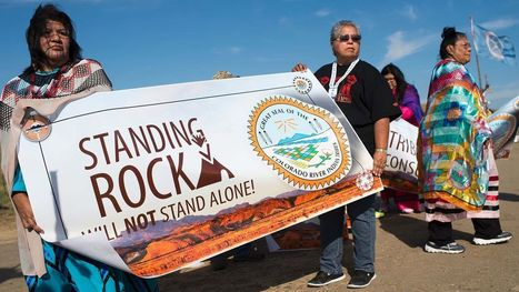 What You Need To Know About The Dakota Access Pipeline | IB Geography @NIST | Scoop.it