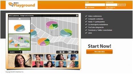 Watchitoo Playground | Edu-Recursos 2.0 | Scoop.it