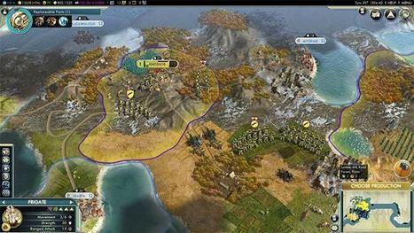 CivilizationEDU, une version du jeu dédiée à l'éducation | SeriousGame.be | Scoop.it