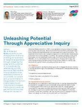 Unleashing Potential Through Appreciative Inquiry | Appreciative Inquiry NEWS! | Scoop.it