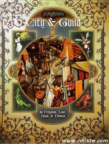 City & Guild (1-58978-092-2) | Jeux de Rôle | Scoop.it