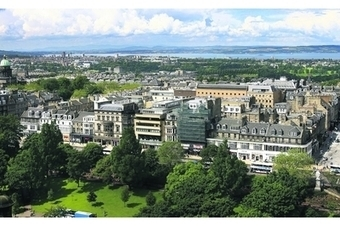 Edinburgh labelled a dystopian dump unfit for independence | Herald Scotland | Scotland Referendum | Scoop.it