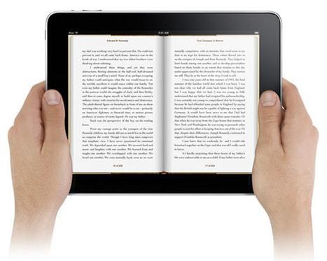 Livres électroniques : les Français se mettent doucement à la page | L'édition numérique pour les pros | Scoop.it