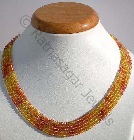 Songea Sapphire Gemstone beads | Ratna Sagar Jewels | Wholesale Gemstone Beads at Ratna Sagar Jewels | Scoop.it