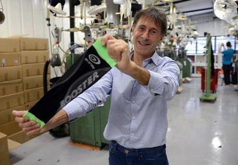 France's elite 'Booster' socks reach mass market | Sport Marketing | Scoop.it