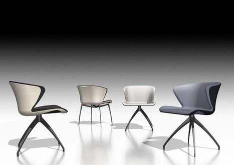 Mercedes : collection de mobilier dévoilée à Milan | Sport-Prestige | Canapé design | Scoop.it
