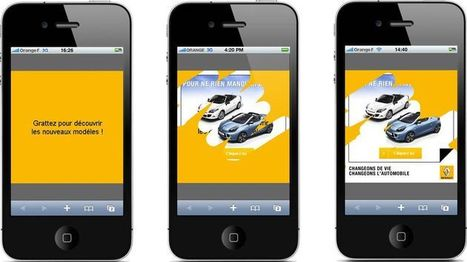 L'Internet mobile bouscule l'e-publicité - Marketing Professionnel   e-publicité   Scoop.it