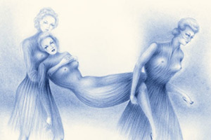 In Erotica: The Work of Mirka Lugosi | VIM | Scoop.it