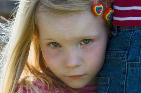 Le paure dei bambini, 10 principi infallibili per vincere l'ansia infantile | Psicologia e... | Scoop.it