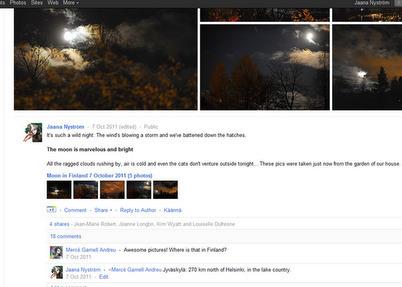 Jaana Nyström - Google+ - I really like the new GooglePlus album set-up!   GooglePlus Expertise   Scoop.it
