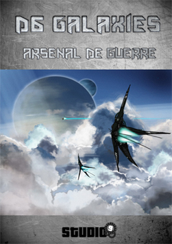 Sortie de D6 Galaxies : arsenal de guerre | Jeux de Rôle | Scoop.it