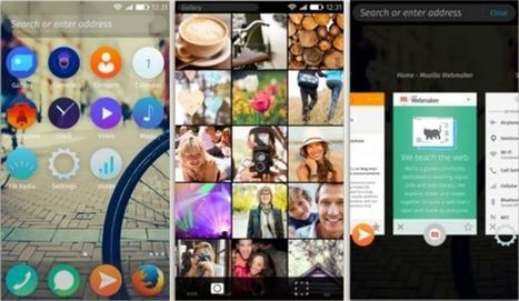 Filtrada la nueva interfaz de Firefox OS 2.0 | Noticias Sistemas Operativos para Móviles | Scoop.it