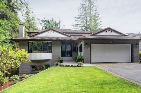 New | Creekside Privacy with a Sunny Pool | 609 Braemar Road, North Vancouver, BC | Luxury Real Estate Canada | Scoop.it