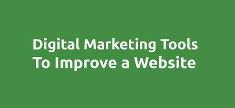 Free Digital Marketing Tools to Improve a Website Ranking | LIVWS- Web Designing and Development Services,SEO Company in India | SEO tips & Services | Scoop.it