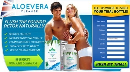 Aloe Vera Cleanse - Free Trial Supplies Limited | Get Slim with aloe vera | Scoop.it