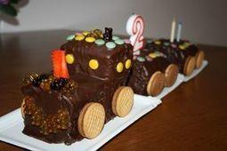 Gâteaux d'anniversaire (vegans) - Enfants et bébés végétariens, végétaliens et véganes | Parent Autrement à Tahiti | Scoop.it