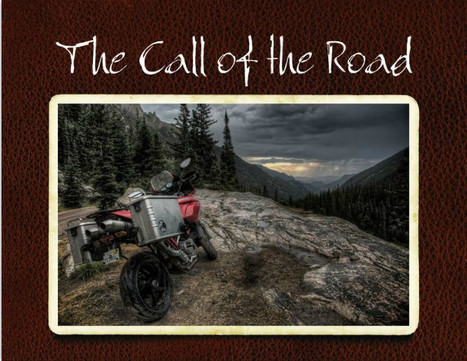 Call Of The Road in print  | circuscoffee | Ducati Community | Ductalk Ducati News | Scoop.it