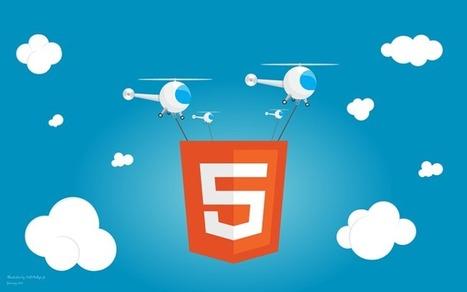 Cosas que debes aprender: HTML5 | Escuela de Informáticos | FP Informática | Scoop.it