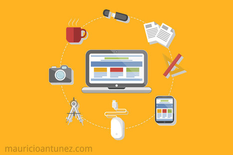 El Blog de Mauricio AntúnezEspía Las Herramientas Que Uso En Mi Blog - Mega Lista | contentcurator tools | Scoop.it