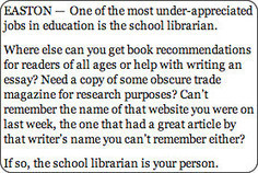 School Library Monthly Blog » Blog Archive » This Guy Gets It! | Information Science | Scoop.it