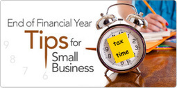 Tax Tips end of financial year | Outsourcing of Accounting | Scoop.it