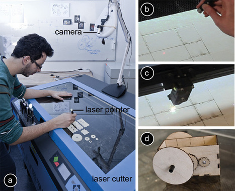 Constructable: Interactive Laser Cutting   Heron   Scoop.it